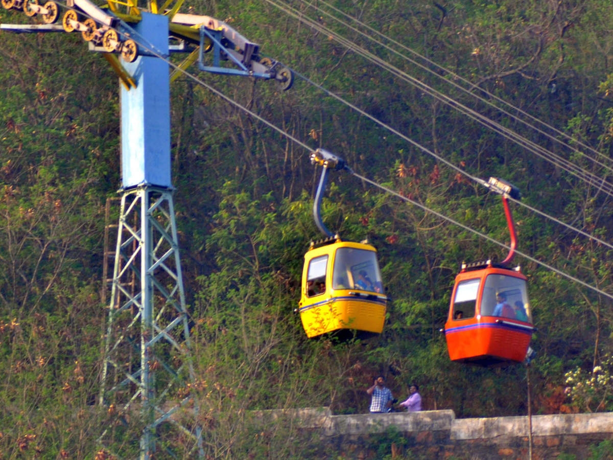 Himachal Pradesh To Get 2 New Ropeways