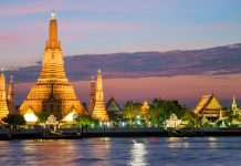 Romantic Trip To Bangkok