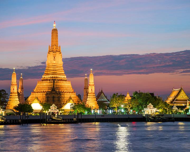 Romantic Trip To Bangkok