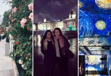 Amrita Puri Vacations In Europe