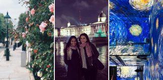 Amrita Puri Vacations In Europe