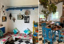 Nest Café & Farmstay in Corbett
