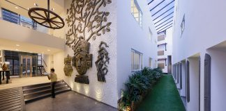 Andhra Art & Craft Hotel
