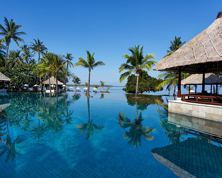 The Oberoi Beach Resort Lombok