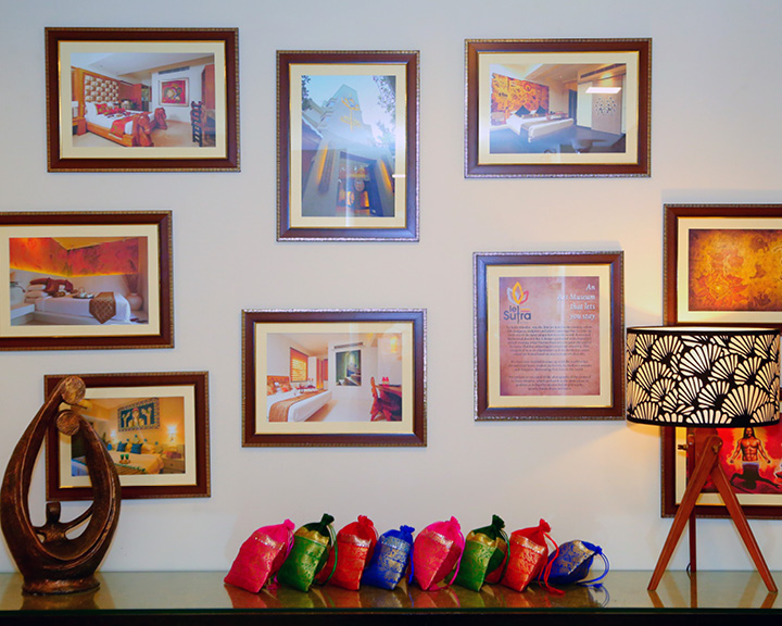 Andhra Art & Craft Hotel