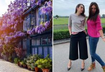 Kareena And Karishma Vacation In England