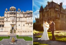 Palaces In India For A Royal Wedding