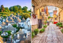 Puglia In Italy