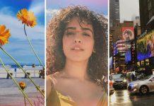 Sanya Malhotra's Vacay Photos