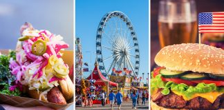 State Fair In The USA For foodies