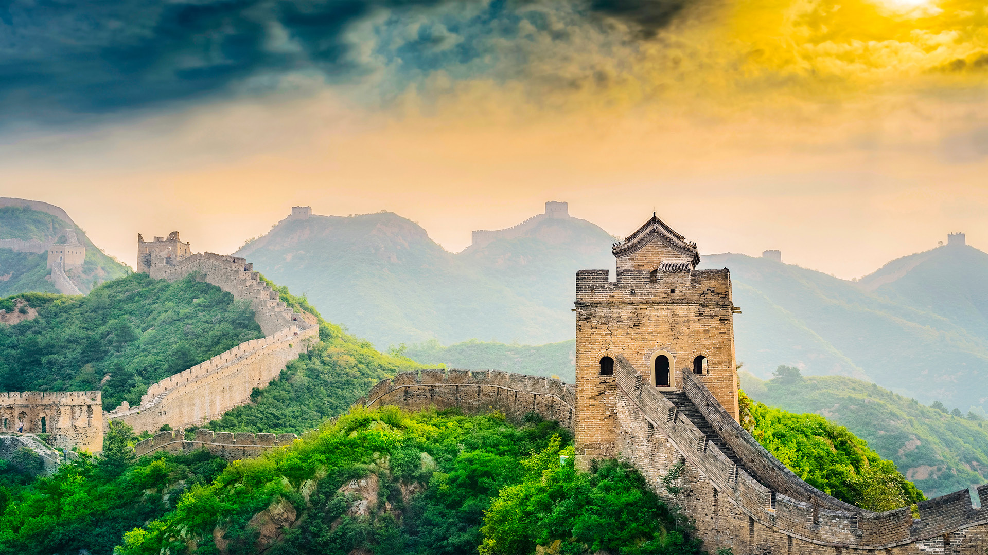 Great Wall Of China's Most Popular Section Gets A Visitors Cap