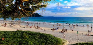 Visit Radhanagar Beach This Summer