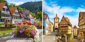 German Villages