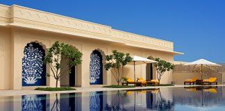 Oberoi Sukhvilas Spa Resort