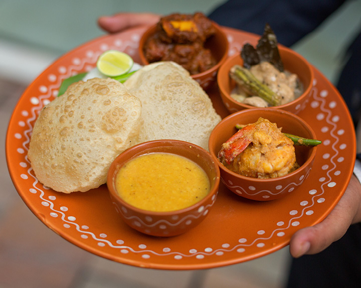 regional cuisines in India