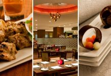 India Grill Hilton Garden Inn New Delhi