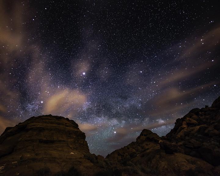 Starry Night Adventure