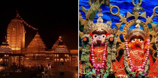 Rath Yatra Festival in Puri