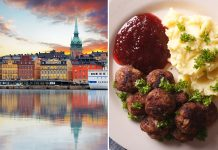 Best Swedish Meatballs In Stockholm