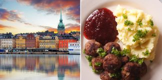 Best Swedish Meatballs In Stockholm