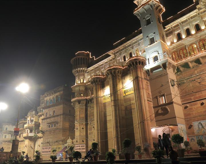 A day in Varanasi