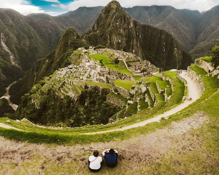 US bans travel to parts of peru
