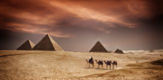 egypt reopens pyramid after 5 years