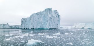 Greenland Is Drowning