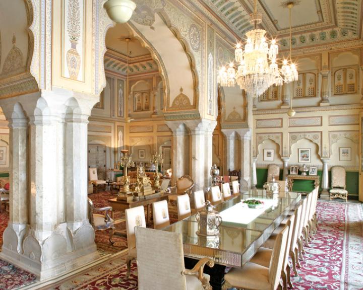 The City Palace Jaipur