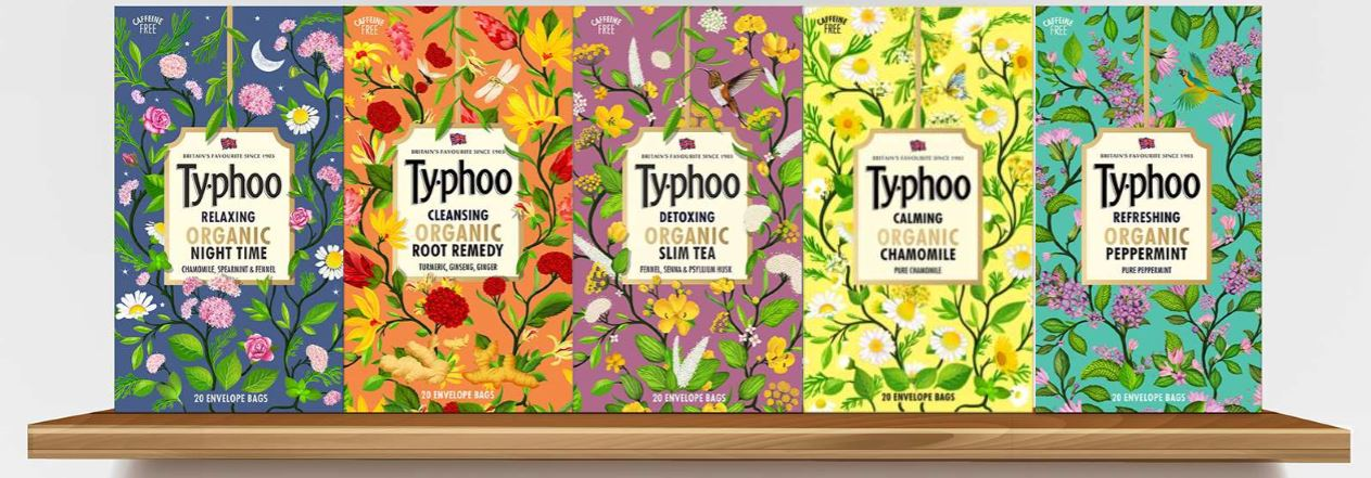 Typhoo Tea