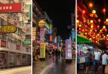 Souvenirs From Hong Kong Beijing Kaula Lampur