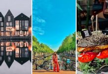 Insta-worthy experiences Amsterdam