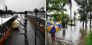Heavy Rains in South india