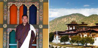 Kelly Dorji in Bhutan
