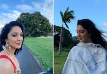 Kiara Advani In Mauritius