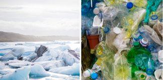 Plastic In Arctic