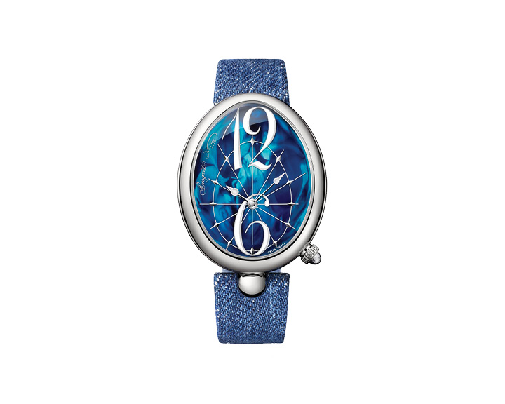 Blue-Dial Watches
