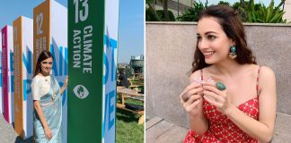 Dia Mirza Is A Climate Warrior