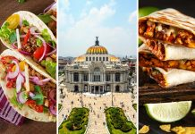 Street Foods of Mexico