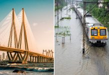 Mumbai Rains red alert