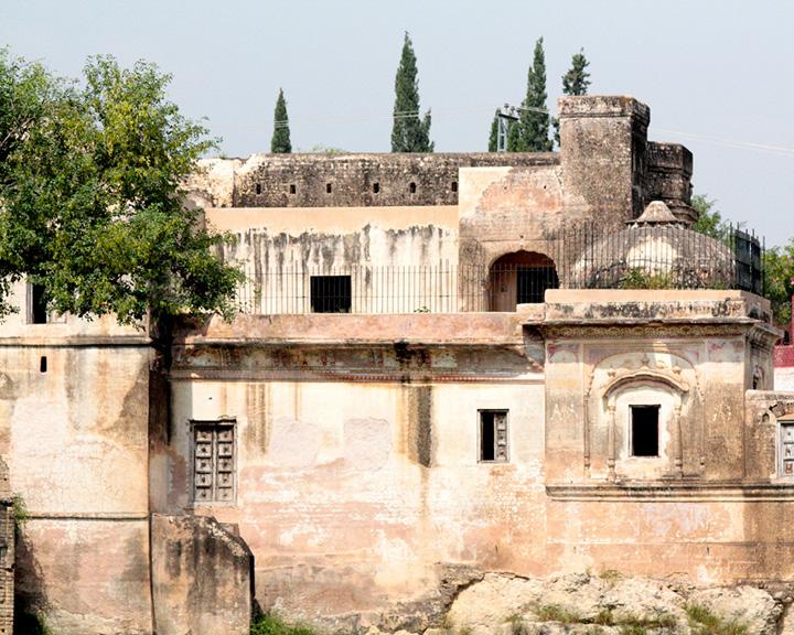 Temple Complex In Pakistan