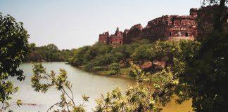 Delhi Purana Quila revamped