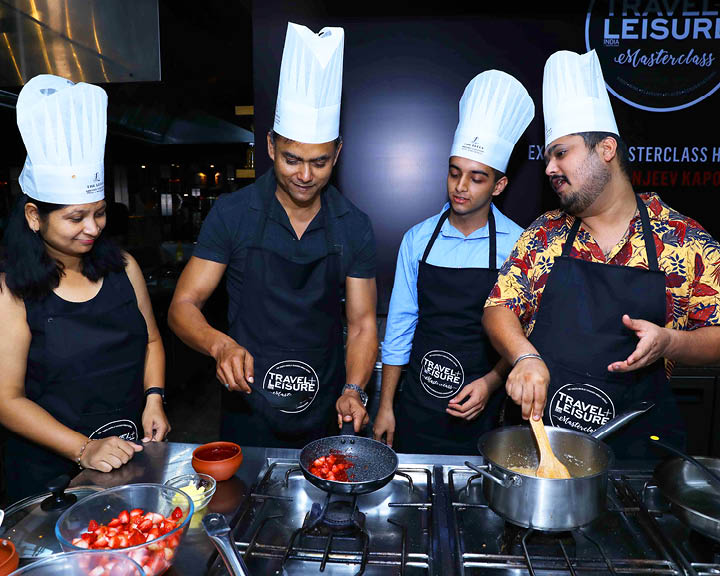 Singapore Airlines & T+L Masterclass At The Leela Ambience Gurugram