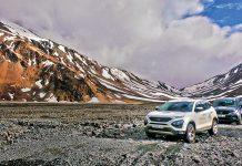 TATA SOUL Iconic Ladakh Drive