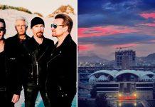 U2 In India