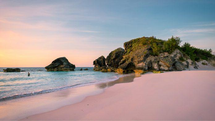 Colourful Beaches