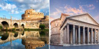 Rome Dan Brown Tour