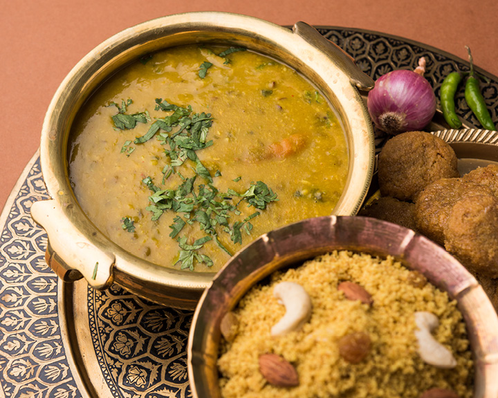 Food Trail In Jaisalmer