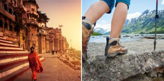 Exploring India On Foot
