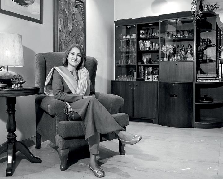 Entrepreneur Shoba Mohan